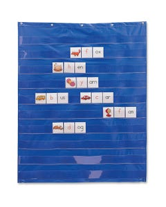 Learning Resources Standard Pocket Chart - 3-10 Year