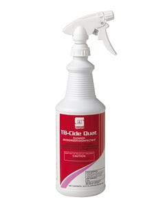 TB-Cide Quat One Step Cleaner/Disinfectant Lemon QT 12/CS