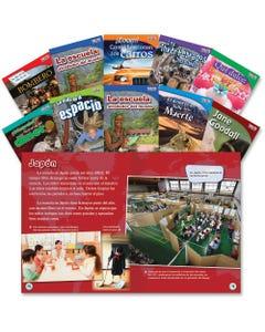 Shell Education TFK Fluent Spanish 3rd-Grade Book Set 3 Printed Book - Book - Grade 3 - Spanish
