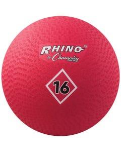 "Champion Sports 16"" Playground Ball - 16"" - 1  Each"