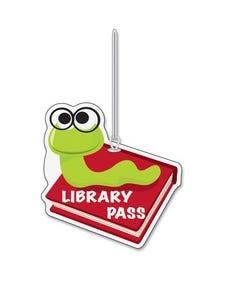Ashley Bookworm Design Library Pass