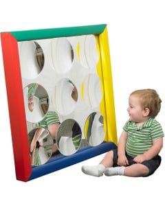 ECR4KIDS Bubble Innie Frame Mirror