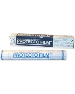 """Pacon Clear Protecto Film - Laminating Pouch/Sheet Size: 18"""" Width x 65 ft Length - Type N - Nonglare - for Poster, Maps, Presentation - Clear - 1 Roll"""