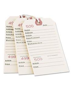 Avery® Repair Tags, 5 1/4 X 2 5/8, Manila, 500/Box
