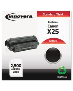 Innovera® Remanufactured Black Toner, Replacement For Canon X25 (8489A001Aa), 2,500 Page-Yield