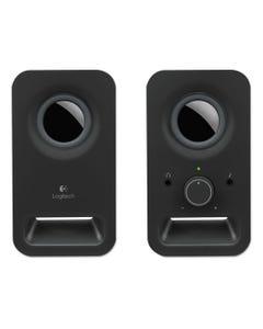Logitech® Z150 Multimedia Speakers, Black