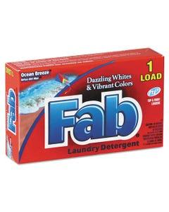Dispenser-Design He Laundry Detergent Powder, Ocean Breeze, 1oz Box