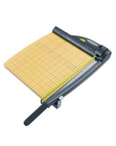 Swingline® Classiccut 15-Sheet Laser Trimmer, Metal/Wood Composite Base,12 X 12