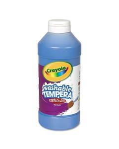 Crayola® Artista Ii Washable Tempera Paint, Blue, 16 Oz