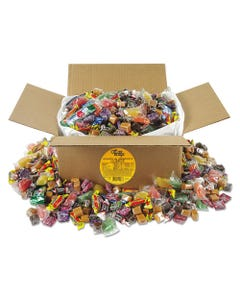 Office Snax® Soft And Chewy Candy Mix, Individually Wrapped, 10 Lb Values Size Box