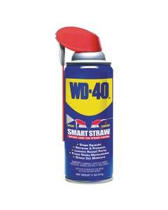 WD-40® Smart Straw Spray Lubricant, 11 Oz Aerosol Can
