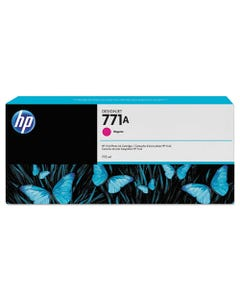 HP Hp 771, (B6Y17A) Magenta Original Ink Cartridge