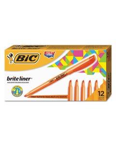 Orange Big Brite Line Pen