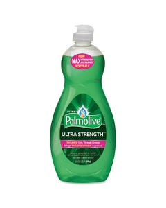 Ultra Palmolive® Dishwashing Liquid, Ultra Strength, Original Scent, 20 Oz Bottle