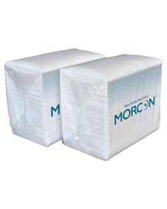 Morcon Tissue Morsoft Dinner Napkins, 2-Ply, 14.5 X 16.5, White, 3,000/Carton