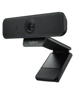 Logitech® C925E Webcam, 1920 Pixels X 1080 Pixels, 2 Mpixels, Black
