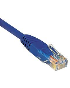 Tripp Lite Cat5E 350Mhz Molded Patch Cable, Rj45 (M/M), 14 Ft., Blue