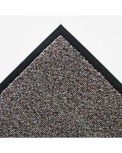 Crown Classic Berber Wiper Mat, Nylon/Olefin, 48 X 72, Brown