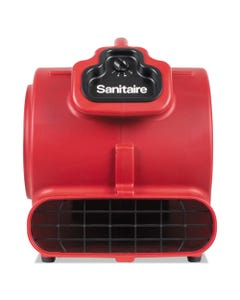 Sanitaire® Dry Time Air Mover, 3758 Fpm, Red, 20 Ft Cord