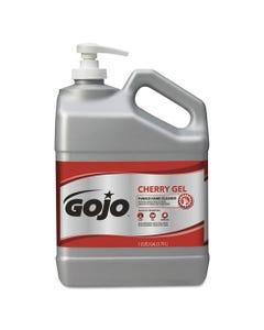 GOJO® Cherry Gel Pumice Hand Cleaner, 1Gal Bottle, 2/Carton