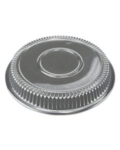 """Durable Packaging Dome Lids For 9"""" Round Containers, 500/Carton"""