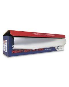 "Durable Packaging Heavy-Duty Aluminum Foil Roll, 24"" X 1,000 Ft"
