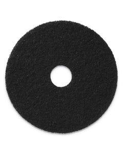 "PRESERVATION Brand Black Floor Stripping Pad, 20"", 5/CS"