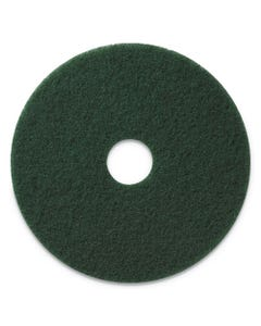 "PRESERVATION Brand Green Floor Scrubbing Pad, 20"", 5/CS"