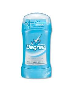 Degree® Women Invisible Solid Anti-Perspirant/Deodorant, Shower Clean, 1.6 Oz, 12/Carton