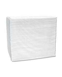 Cascades PRO Signature Airlaid Dinner Napkins/Guest Hand Towels, 15 X 16 3/4, White, 504/Ct