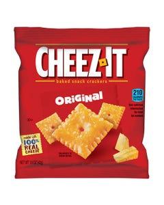 Sunshine® Cheez-It Crackers, 1.5 Oz Single-Serving Snack Pack, 8/Box