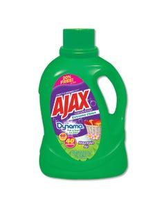 Ajax® Laundry Detergent Liquid, Extreme Clean, Mountain Air Scent, 40 Loads, 60 Oz Bottle, 6/Carton