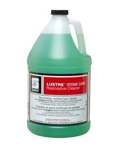 Lustre Restorative Stone Floor Cleaner, Lemon and Sage, 1 GA 4/CS