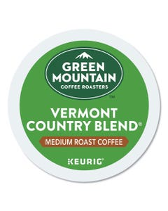 Green Mountain Coffee® Vermont Country Blend Coffee K-Cups, 24/Box