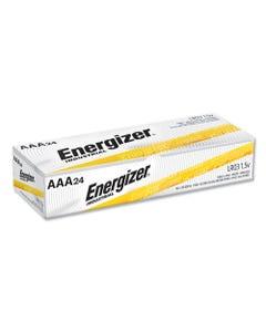 Energizer® Industrial Alkaline Aaa Batteries, 1.5V, 24/Box