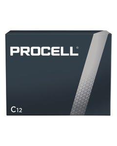 Procell® Alkaline C Batteries, 12/Box