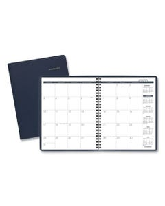 AT-A-GLANCE® Monthly Planner, 8.75 X 7 Navy, 2021