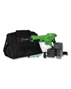Victory® Innovations Co Professional Cordless Electrostatic Handheld Sprayer, Green