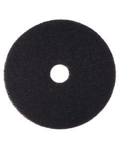 Niagara™ Black Stripping Pad 7200N, 13in, 5/Case