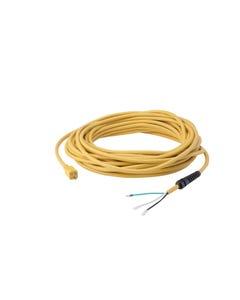 75' Yellow Power Cord, 610974
