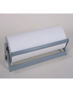 """24"""" Wide All-In-One Paper Cutter and Dispenser, Up to 9"""" Diameter"""