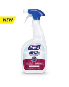 PURELL™ Foodservice Surface Sanitizer, Capped & Sealed Bottles With Trigger, Ready To Use, 32OZ, 6/CS