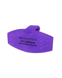 PRESERVATION Brand Bowl Clip, Lavender, 12/BX, Low VOC, Organic, 30-45 Day Scent, 12/CS