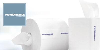 Von Drehle Towels, Toilet Tissue and Dispensers